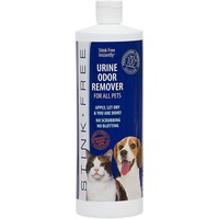 Stink Free Urine Odor Remover For All Pets
