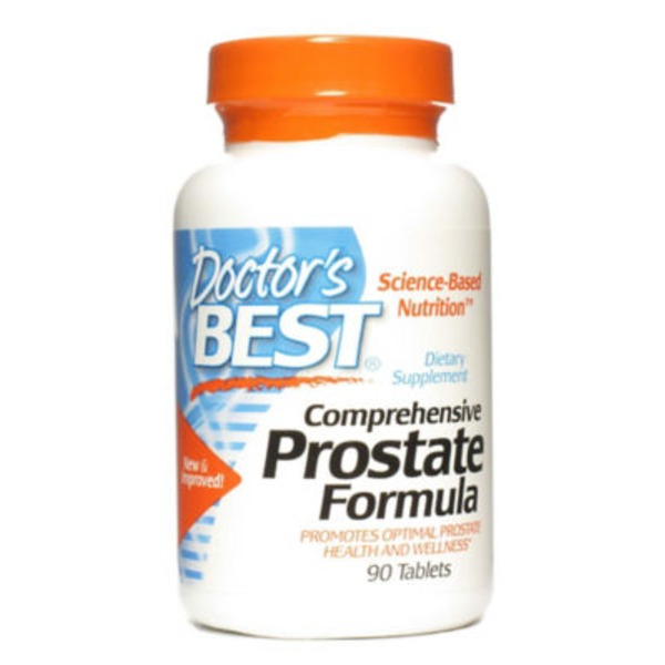 Doctor's Best Comprehensive Prostate Formula Capsules