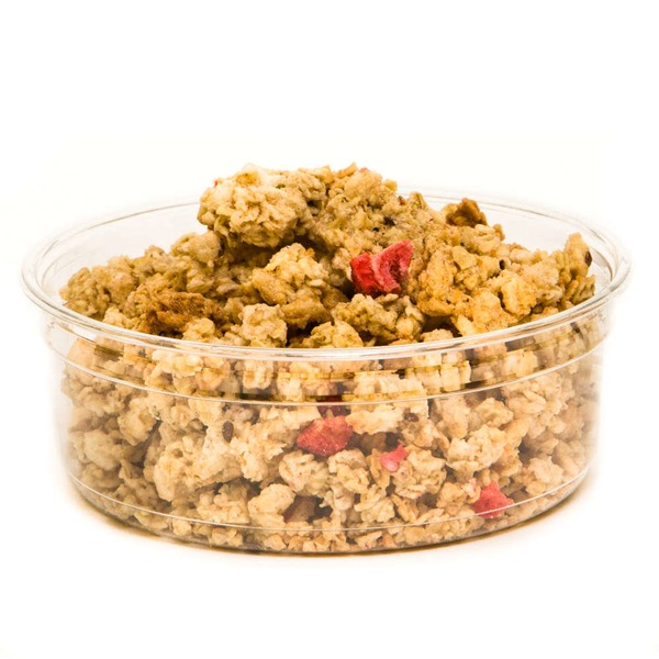 Golden Temple Bakery Strawberry Vanilla Hemp Granola