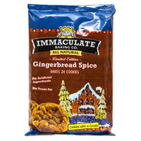 Immaculate Bakery Gingerbread Spice Limited Edition Cookies