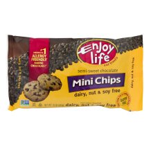 Enjoy Life Mini Chips Semi-Sweet Chocolate, 10.0 OZ