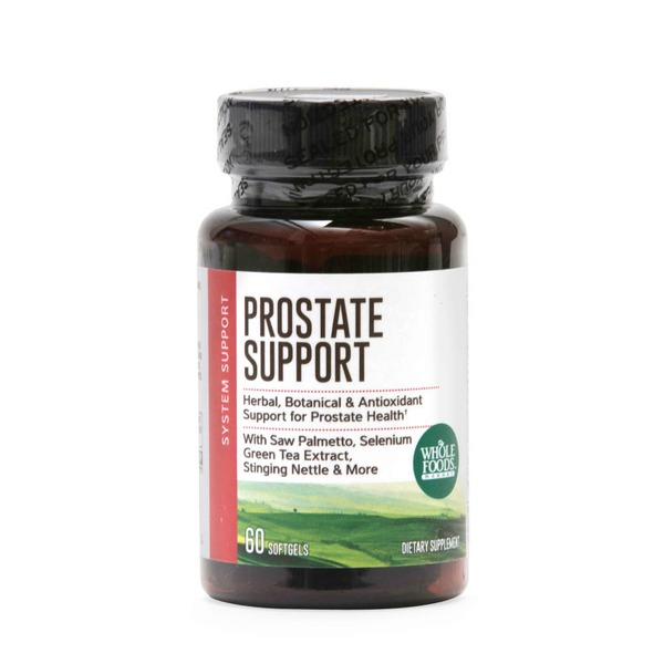 Whole Foods Market Prostate Support Softgels