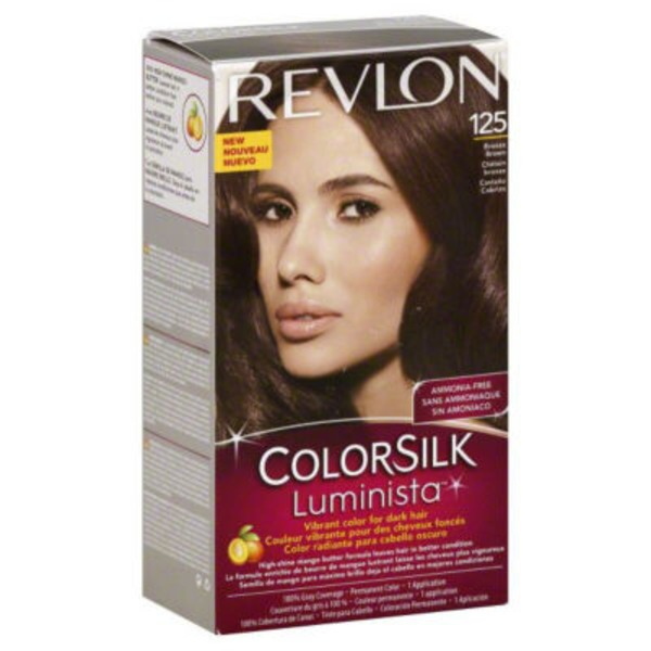 Colorsilk Luminista Permanent Color Bronze Brown 125