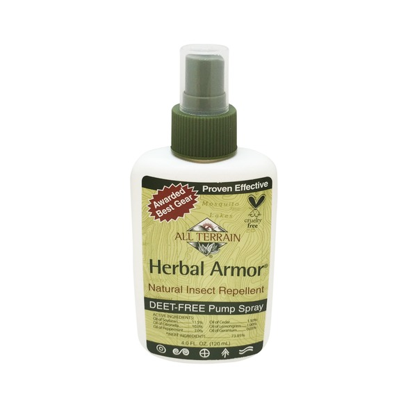 All Terrain Herbal Armor DEET-Free Natural Insect Repellant