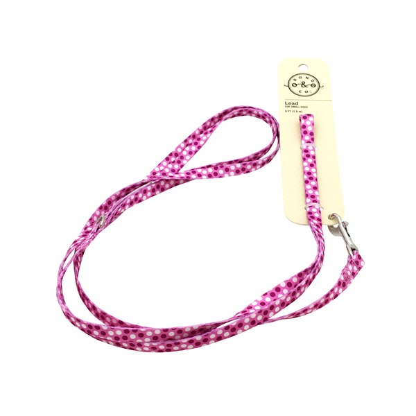 Bond & Co Polka Dot Lead