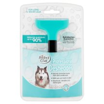 Perfect Coat Deshedding Tool for Dogs of all Sizes and Breeds