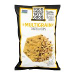 Food Should Taste Good® Gluten Free Multigrain Tortilla Chips 7 oz. Bag, 7.0 OZ