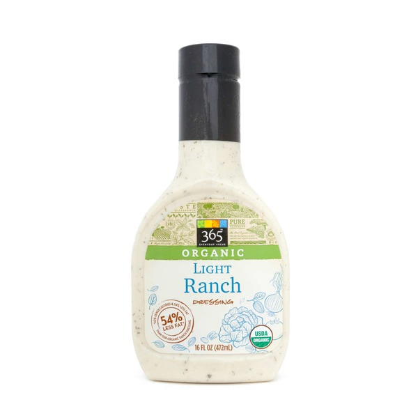 365 Organic Light Ranch Dressing