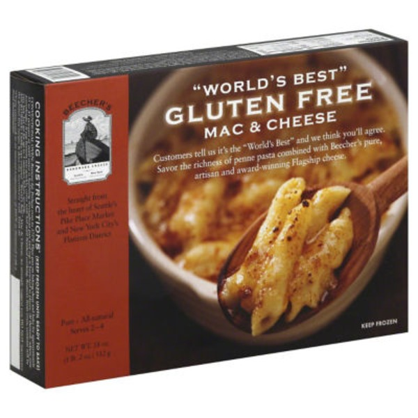 Beecher's World's Best Gluten Free Mac & Cheese