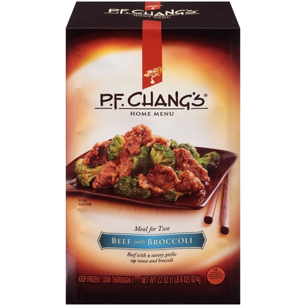 P.F. Chang's Home Menu Beef with Broccoli