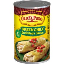 Old El Paso Mild Green Chile Enchilada Sauce, 10 oz, 10.0 OZ