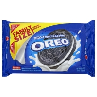 OREO Cookies Sandwich Chocolate Family Size