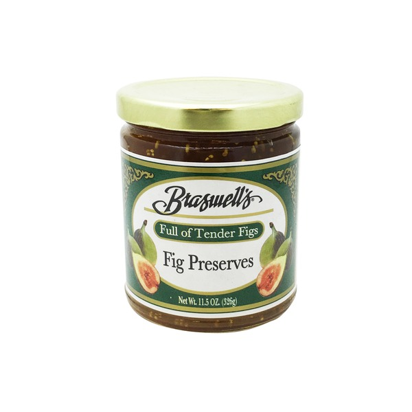 Braswell's Preserves, Fig, Jar