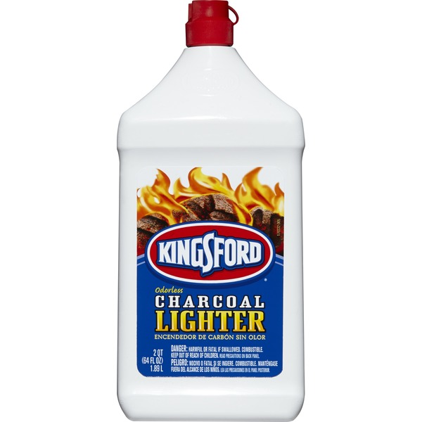 Kingsford Odorless Charcoal Lighter