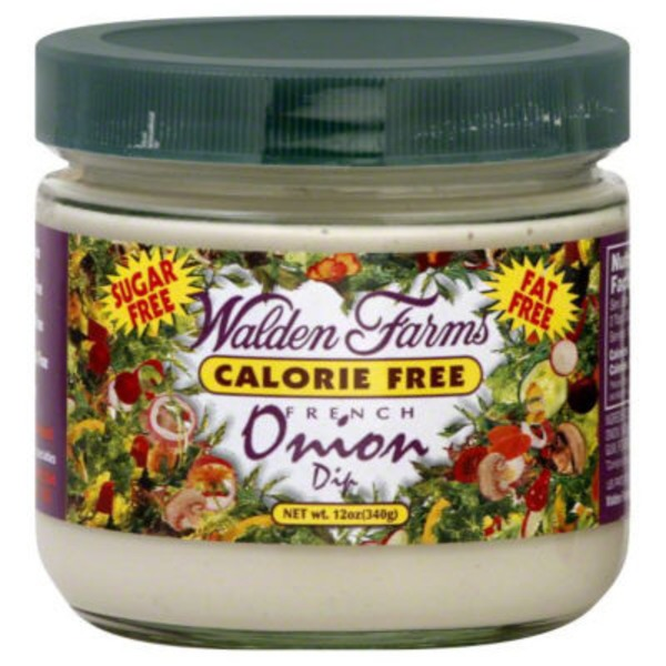 Walden Farms Dip, French Onion