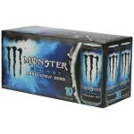 Monster Absolutely Zero Energy Drink, 16 Fl Oz, 10 Count