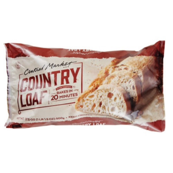 Central Market Country Loaf