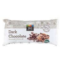 365 Dark Chocolate Baking Chunks