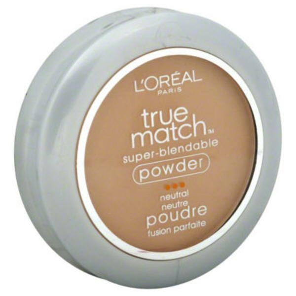 True Match Super-Blendable Powder N5 True Beige Foundation