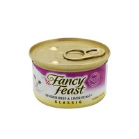 Fancy Feast Wet Classic Tender Beef & Liver Feast Cat Food