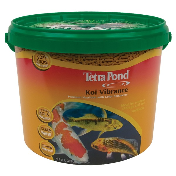 Tetra Pond Floating Koi Sticks