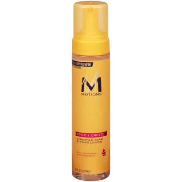 Motions Versatile Foam Styling Lotion