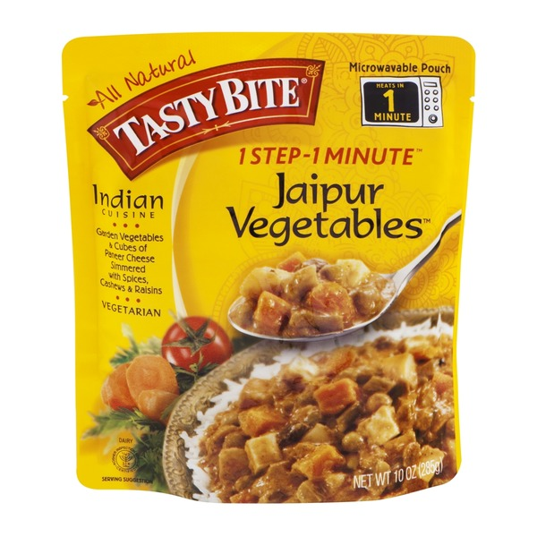 Tasty Bite Jaipur Vegetables, 1 Step-1 Minute