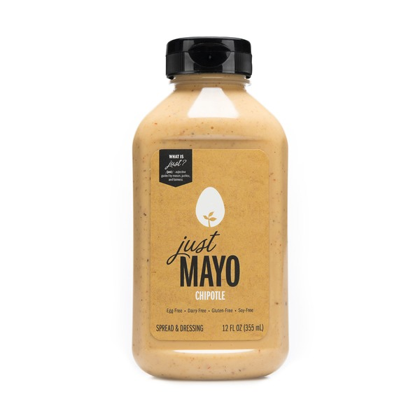 Just Mayo Chipotle Spread & Dressing