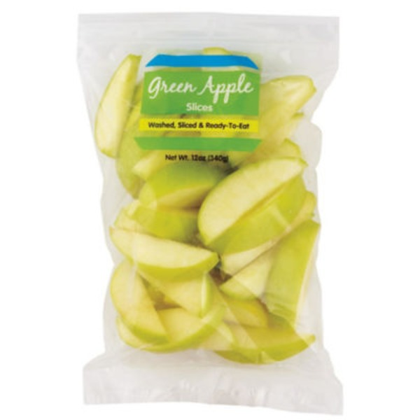 Fresh From Texas Green Apple Slices
