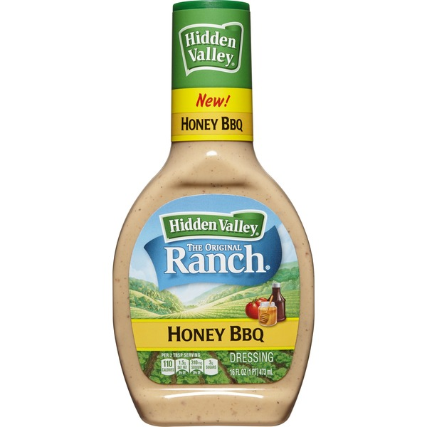 Hidden Valley Dressing Ranch Honey BBQ