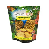 Natural Sins Crispy Pineapple Thins