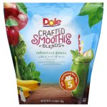 Dole Crafted Smoothie Blends Refreshing Greens With A Hint Of Mint, 40 oz