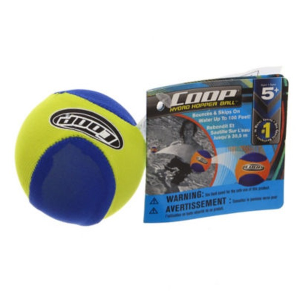 Coop Hydro Hopper Ball, Assorted Colors