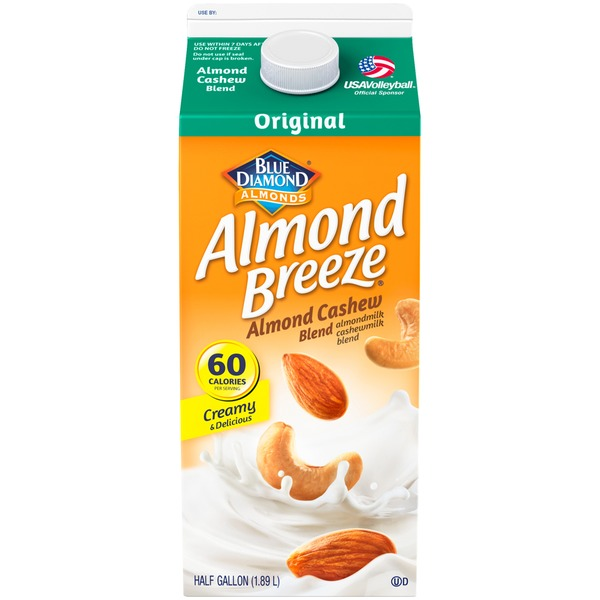 Almond Breeze Almond Cashew Almondmilk Cashewmilk Blend