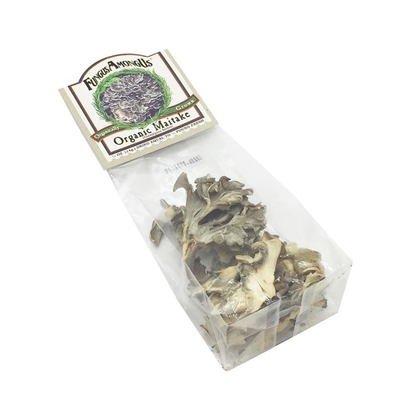 Fungus Among Us Organic Dried Maitake Mushrooms