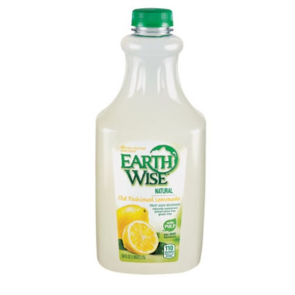 Earth Wise Natural Old Fashioned Lemonade Fruit Juice Beverage