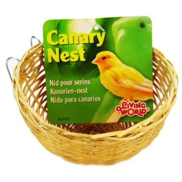 Living World Canary Nest