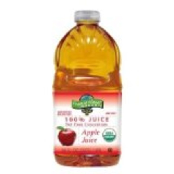 Fragile Planet Organic 100% Juice, Apple