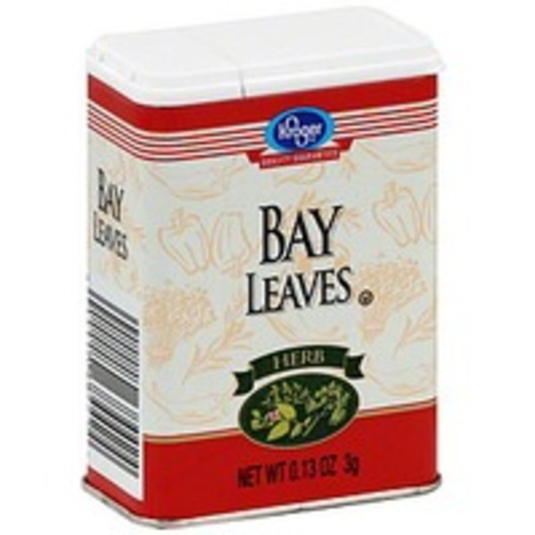 Kroger Herb Bay Leaves