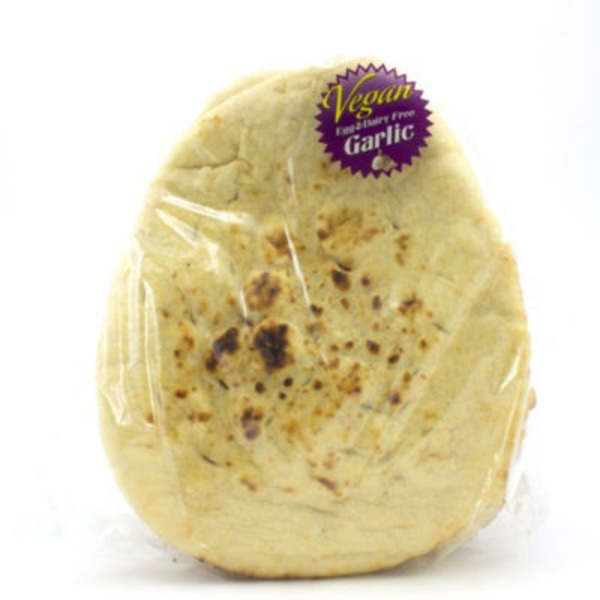 Gifco Vegan Garlic Naan