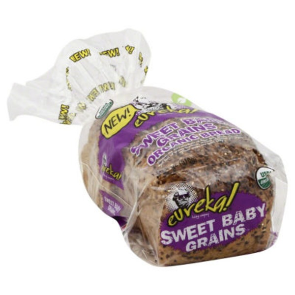 Eureka Sweet Baby Grains Organic Bread