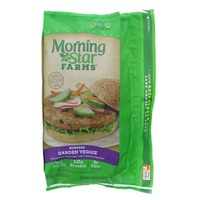 Morning Star Farms Garden Veggie Burgers
