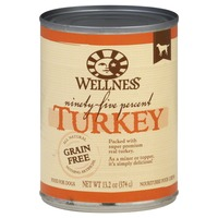 Wellness Food For Dogs, Turkey