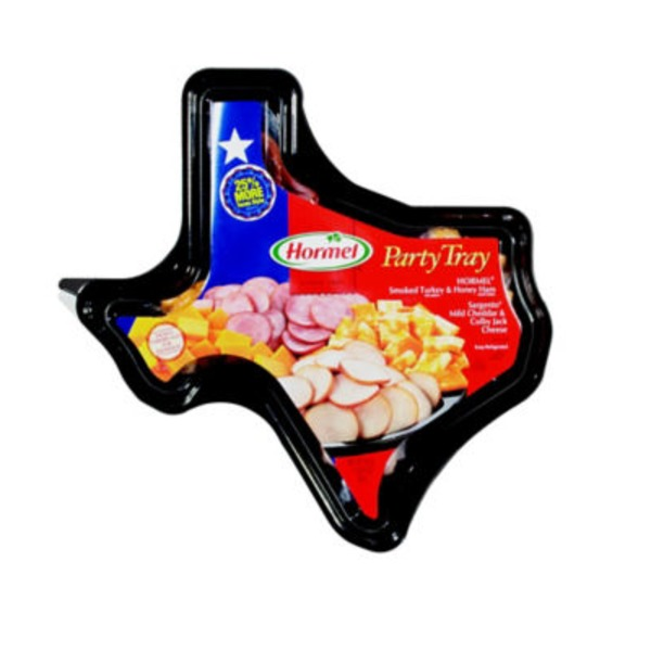 Hormel Ham & Cheese Texas Party Tray