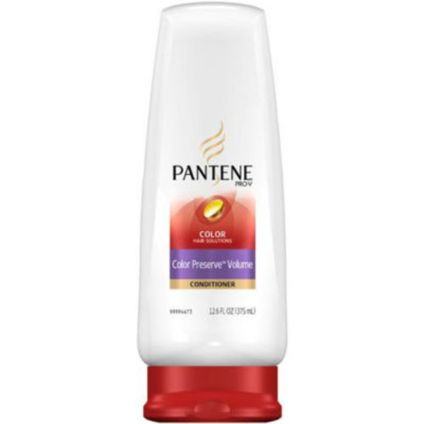 Pantene Color Preserve Volume Pantene Pro-V Color Preserve Volume Conditioner 12 fl oz  Female Hair Care