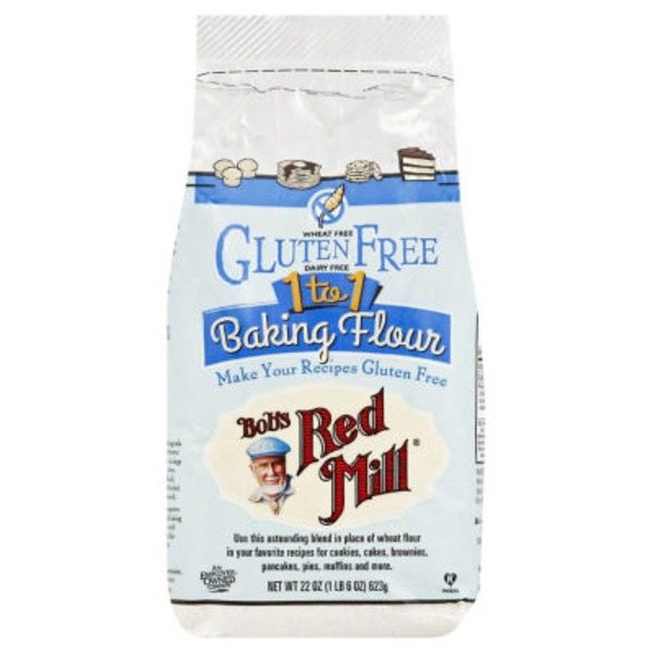 Bobs Red Mill 1 To Gluten Free Baking Flour