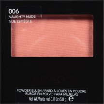Revlon Powder Blush, Naughty Nude, 0.17 Oz