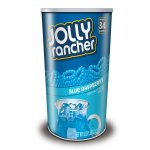 Jolly Rancher Drink Mix Canister, Blue Raspberry, 80 Oz, 1 Count