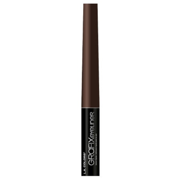 L.A. Colors Dark Brown Grafix Liqud Eyeliner