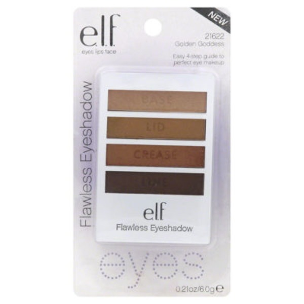 e.l.f. Flawless Eyeshadow - Golden Goddess